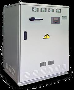 Автоматизированная конденсаторная установка
