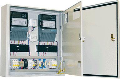 Шкаф для сбора и передачи информации о работе АСКУЭ
