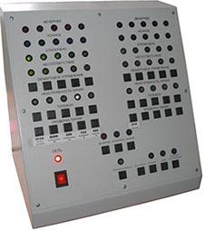 Пуль дистанционного включения и отключения электрических цепей