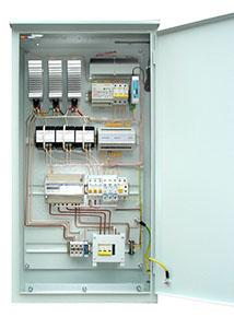 Шкаф ШНО для приёма, учёта и распределения электроэнергии