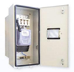 Ящик для приема электрической энергии и ведения учета